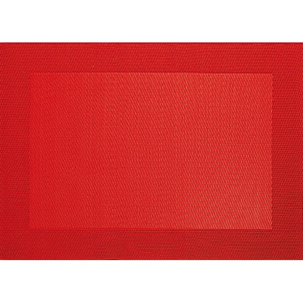 ASA Selection Placemat Rood 33 x 46 cm