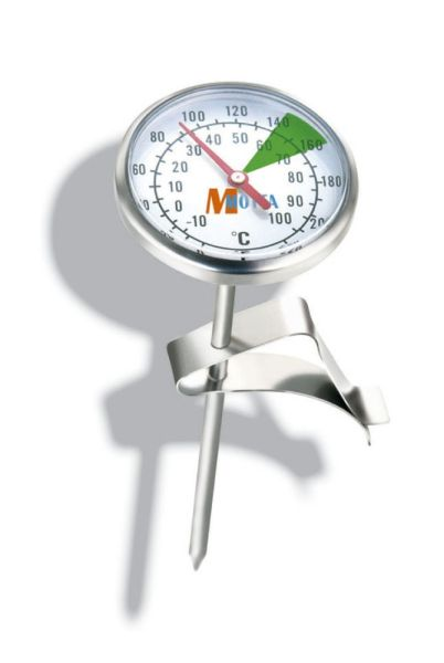 Melkthermometers