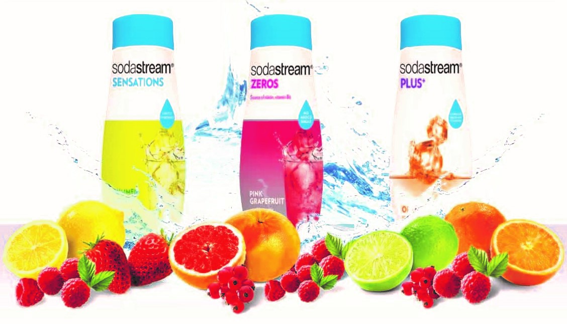 SodaStream Siropen